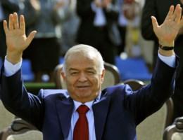 Oezbeekse president Karimov overleden