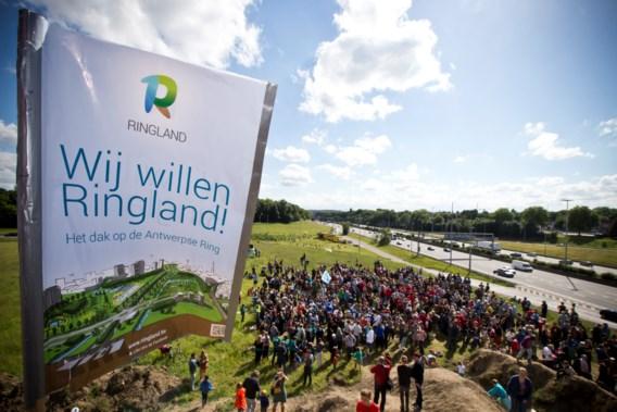 Antwerpse files langer door Ringland