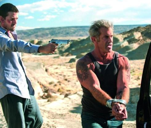 Mel Gibson: het beste aan deze film.