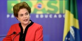 Rousseff verlaat Brasília: 'Politiek gesaboteerd'