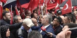 Belgische Turken heten  'grote broer' welkom