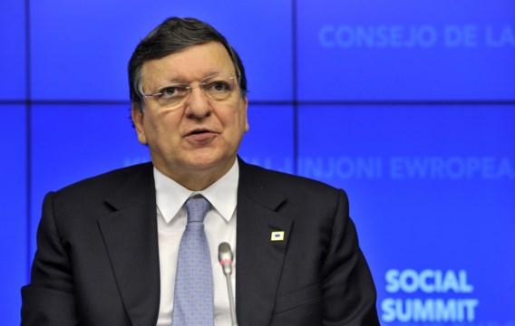 José Manuel Barroso gaat aan de slag bij Goldman Sachs.