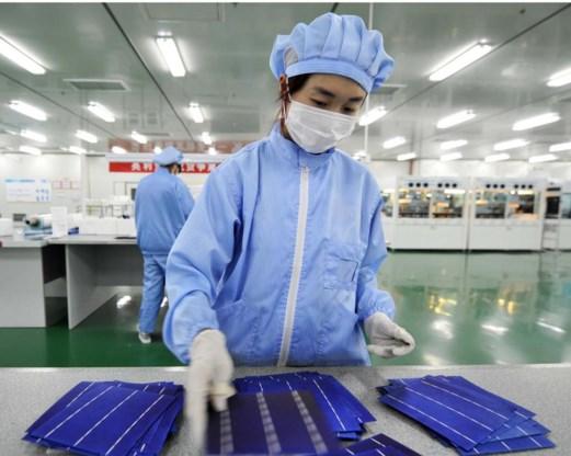 China zoekt in Europa knowhow en technologie.
