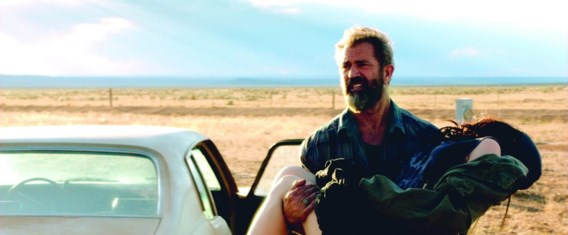 """<p>Mel Gibson in Blood father. <span class=""""credit"""">rr</span></p>"""