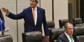 'Lavrov en Kerry praten opnieuw over Syrië'