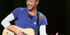 Coldplay speelt voor wc's in India