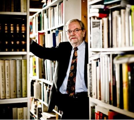 Geert Bekaert in 2008.