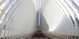 Binnenkijken in de 'vrijgelaten duif' van Calatrava