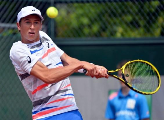 Kimmer Coppejans uitgeschakeld in halve finales dubbelspel van Challenger Istanboel