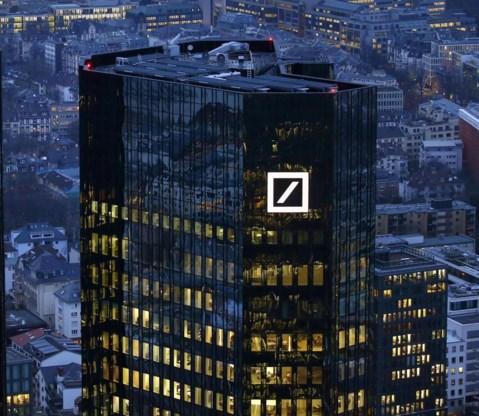 VS eisen 14 miljard dollar van Deutsche Bank