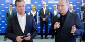 Poetin: 'In moeilijke tijden kiest de bevolking voor zekerheid'
