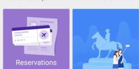 Google plant  je dagje uit