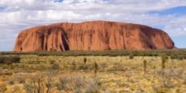 Drie toeristen moeten gered worden van Australische rots