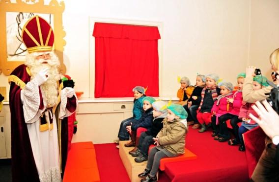 De kinderen kunnen dit jaar niet terecht in het Huis van de Sint.