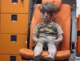 'Beste president Obama, kunt u Omran alstublieft halen en naar mijn huis brengen?'