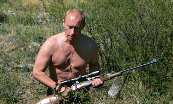 Vladimir P. leeft in het verleden, toen hij glorieuzer tijden beleefde.