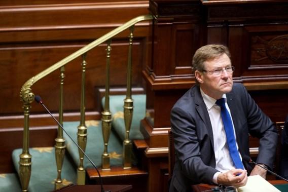 """<p>'Wij blijven daar zeer rustig onder', luidt het op het kabinet van minister van Financiën Johan Van Overtveldt. <span class=""""credit"""">belga</span></p>"""