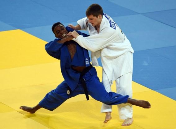 Kenneth Van Gansbeke grijpt naast medaille in Zagreb