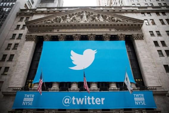 Twitter schiet omhoog na overnamegeruchten