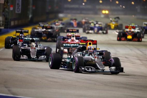 F1 plant vanaf 2017 tv-uitzendingen in UHD