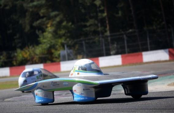Solar Team Twente wint EK voor zonnewagens