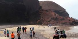 Beroemde rotsformatie in Marokko ingestort