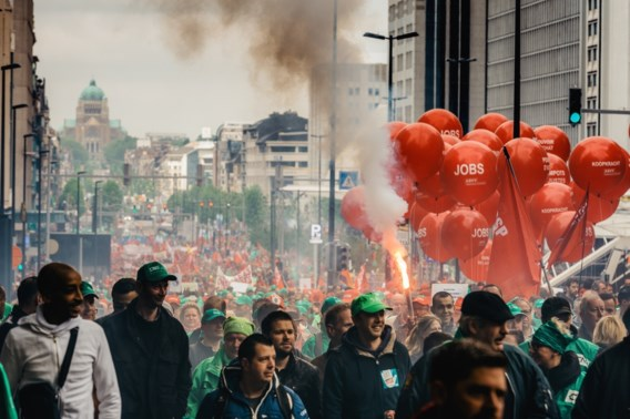 Nationale betoging: hier is er hinder