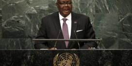 Hij doet het voor Malawi