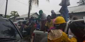Gevaarlijke orkaan bereikt Haïti