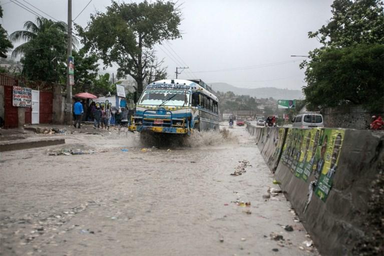 Vier doden op Dominicaanse Republiek door orkaan Matthew