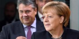Merkel pleit voor voortzetten TTIP onderhandelingen
