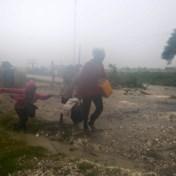 Matthew duwt Haïtianen weer kopje-onder