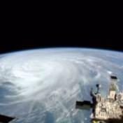 Verbluffende beelden van orkaan Matthew vanuit de ruimte