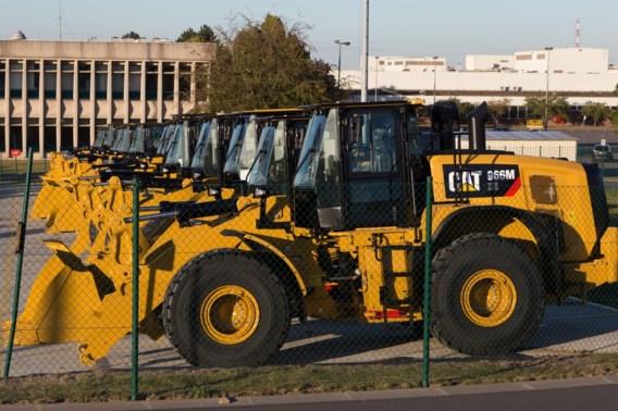 Caterpillar kan volgende week weer machines leveren