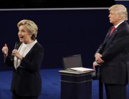 Trump: 'Clinton zou in de gevangenis zitten als ik president was'