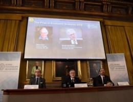 Oliver Hart en Bengt Holmström winnen de Nobelprijs Economie