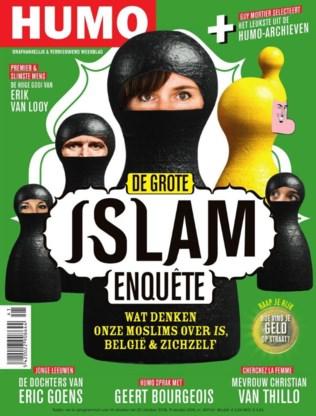 'Moslimonderzoek Humo en VTM hangt met haken en ogen aan elkaar'