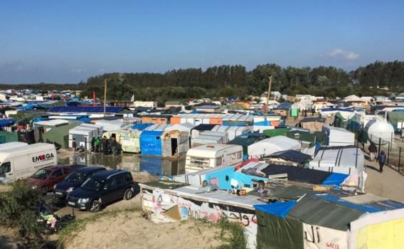 Ontruiming kamp Calais uitgesteld