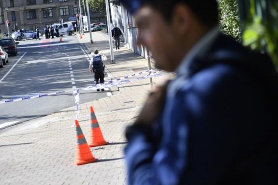 'Dader steekpartij Schaarbeek was onder invloed van medicatie'