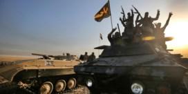 Allen tegen IS in Mosoel