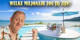 Pas multimiljonair en al op de vlucht