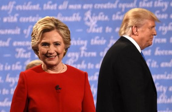 Laatste clash tussen Clinton en Trump: wat u moet weten