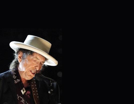Bob Dylan, de zwijgende Nobelprijswinnaar
