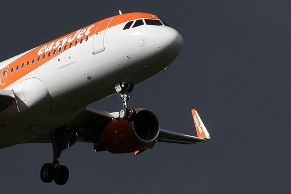 Easyjet heeft klacht aan zijn been door 'giftige vliegtuiglucht'