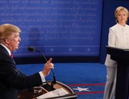 Derde verkiezingsdebat Clinton-Trump: herbekijk de hoogtepunten