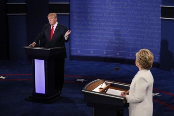 Donald Trump: 'Ik zal nog zien of ik het verkiezingsresultaat accepteer'