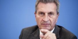 Chinezen, holebi's en Walen – Oettinger beledigt ze allemaal