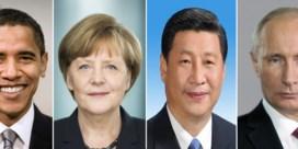 Op welke wereldleiders lijkt u het meest?