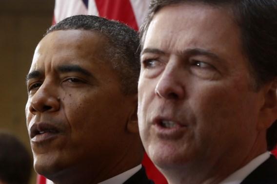 Ook Obama uit kritiek op de FBI