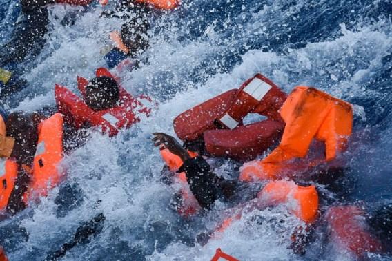Opnieuw honderden migranten verdronken voor Libië